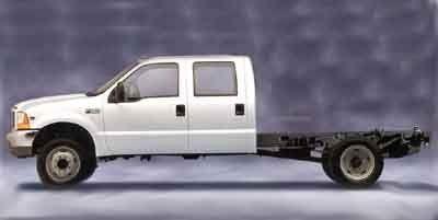 Ford Pick-Up Trucks & Vans WIS 2000-2001