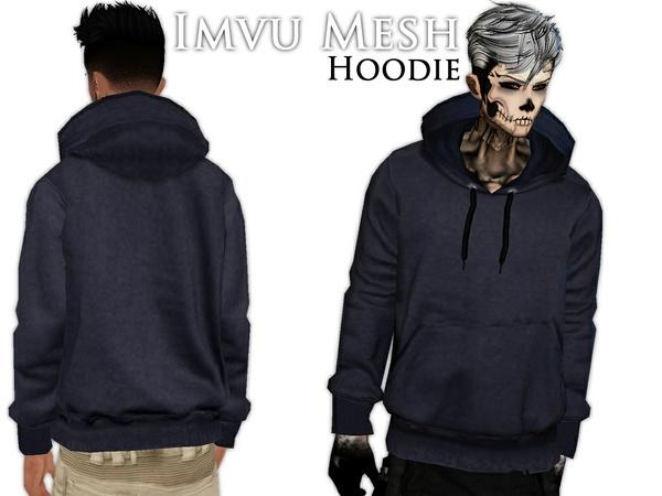 IMVU Mesh - Tops - Hoodie