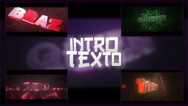 INTRO TEXTO 1080p60