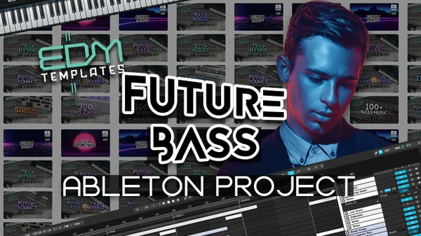Ableton Live Future Bass Template 02.08