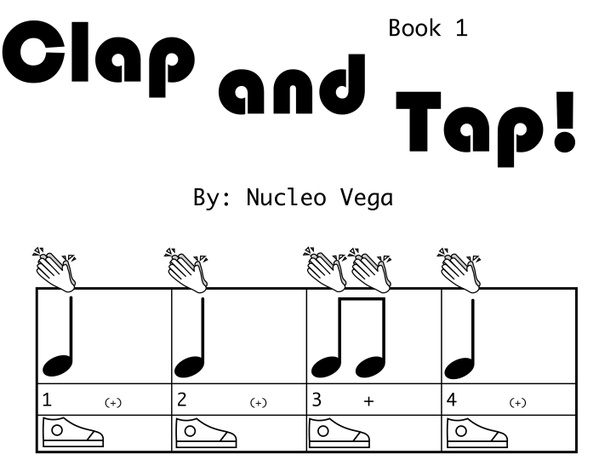 Clap and Tap - Book 1