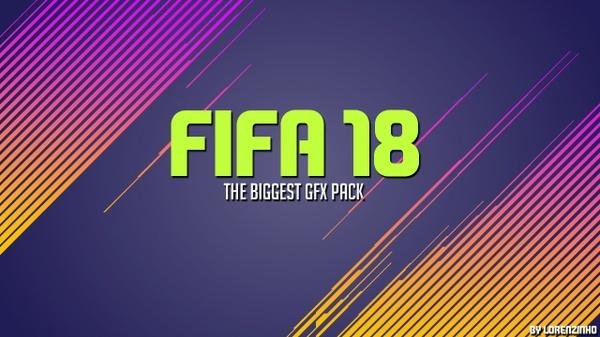 FIFA 18 GFX PACK v0.1 BY LORENZINHO