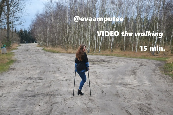 Video WALKING, partly with sound!!!