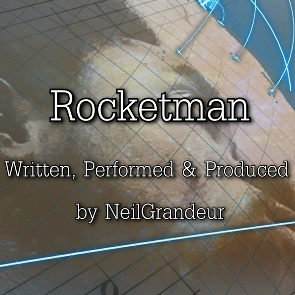 Rocketman by NeilGrandeur