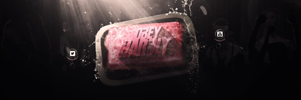 Obey Hardly Header PSD