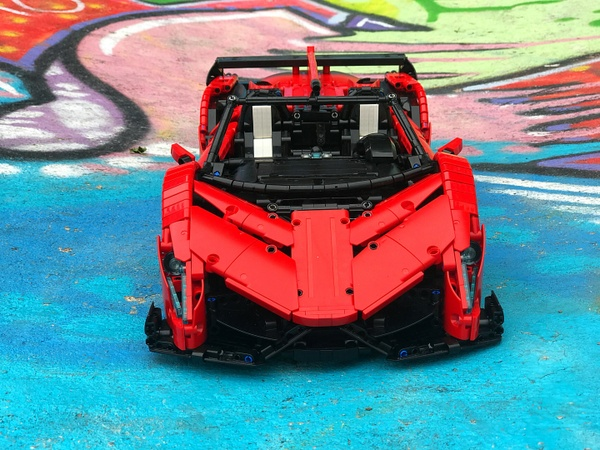 Lamborghini Veneno Roadster - 50th Anniversary Edition