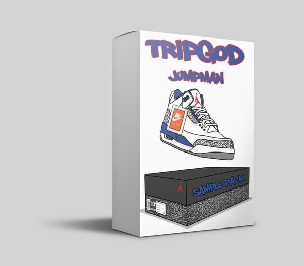 TRIPGOD - JUMPMAN (FREE SAMPLE PACK)