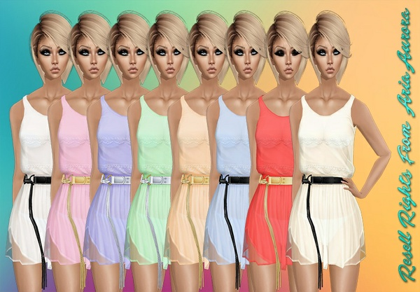 Melody Summer Dresses NO RESELL
