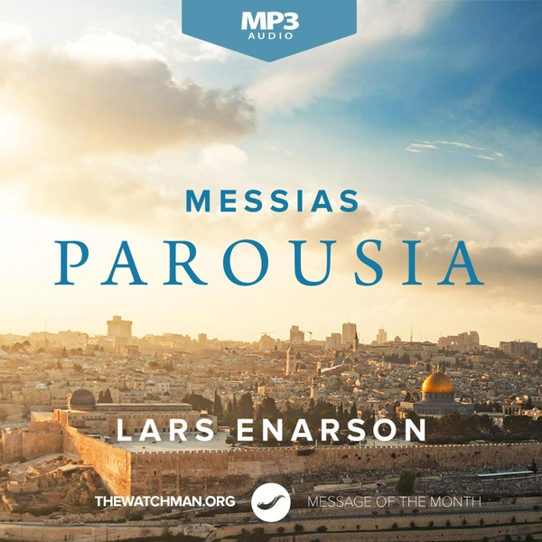 Messias parousia (mp3, Swedish) - Lars Enarson