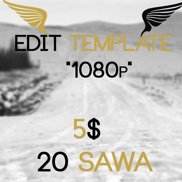 "Edit Template ""1080p"""