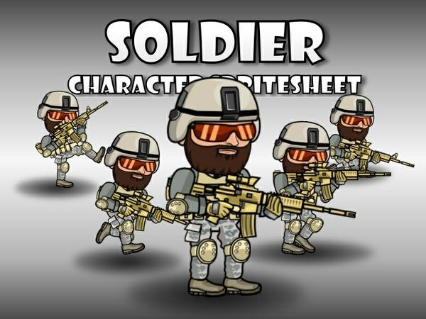 Soldier 51 Desert SpecOps