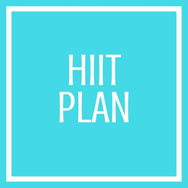 HIIT Plan