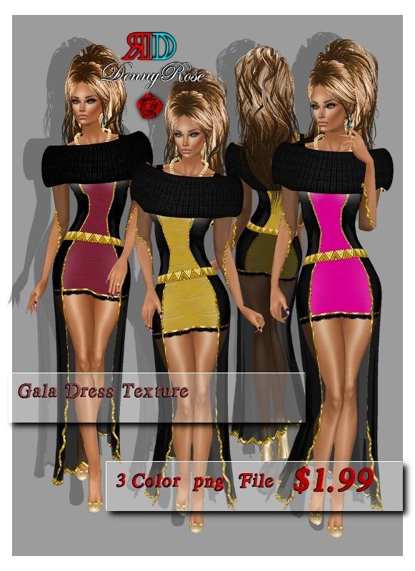 GALA DRESS WINTER