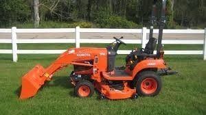 Kubota BX1870 BX2370 BX2670 RCK48-18BX Tractor Workshop Shop repair manual