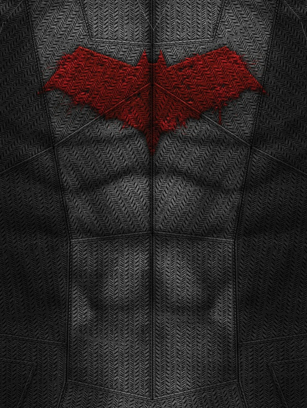 RED HOOD : DAWN OF JUSTICE STYLE pattern file