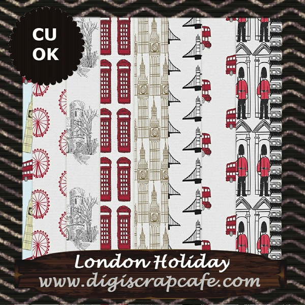 London Holiday Background Papers