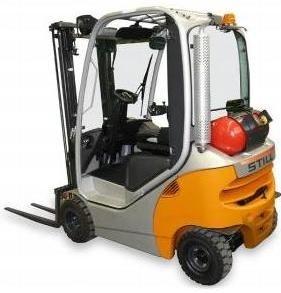 Still LPG Forklift Truck RX70-16, RX70-18, RX70-20: 7314, 7315, 7316 Parts Manual