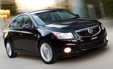 HOLDEN CRUZE (2010-2011) Workshop Service Repair Manual