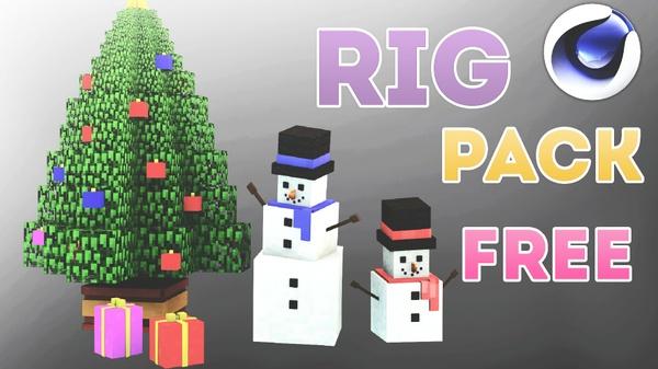 Simple Rig Pack (navidad)
