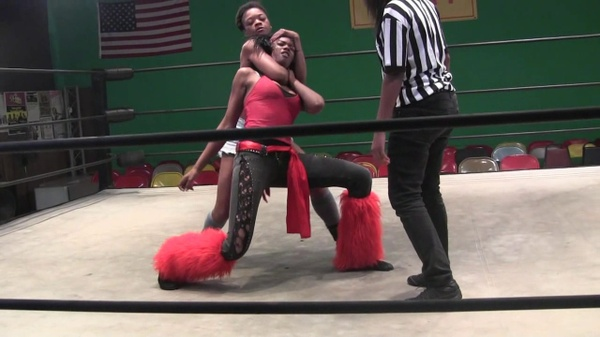 Women Fictitious Wrestling Sleeper Hold Compilation 2013-2015