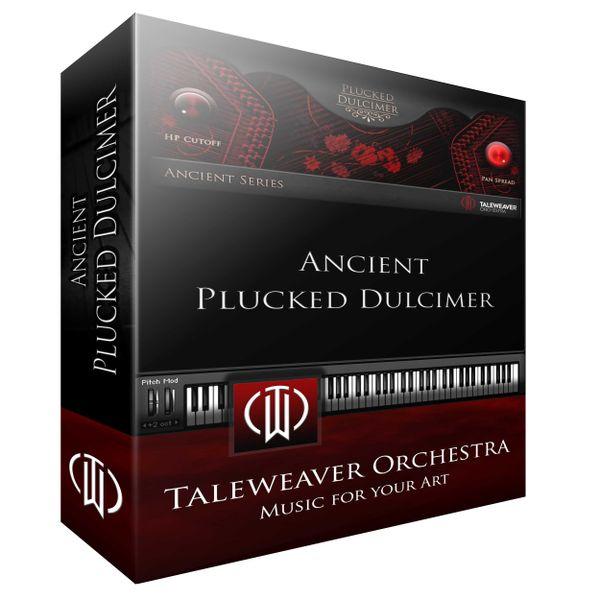 Ancient Plucked Dulcimer
