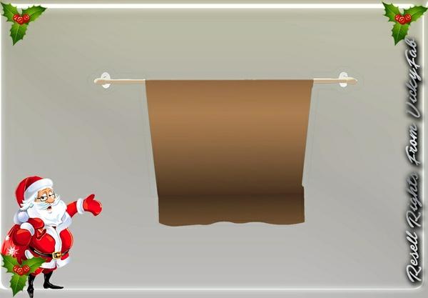 Bathroom Towel Rail Mesh Catty Only!!!