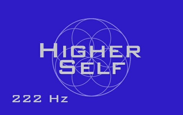 Higher Self Connection Meditation Music - 222 Hz Lamda Waves