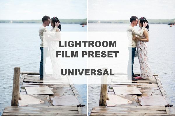 Lightroom Preset, Film Presets For Lightroom, Wedding Presets, Universal preset