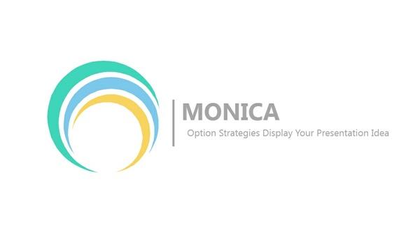 Monica PowerPoint Presentation Template