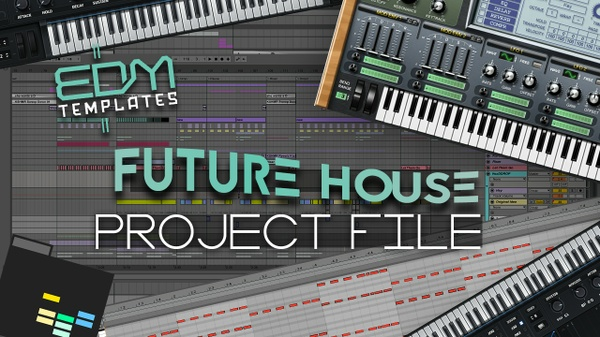 Ableton Live Future House Template 30.07