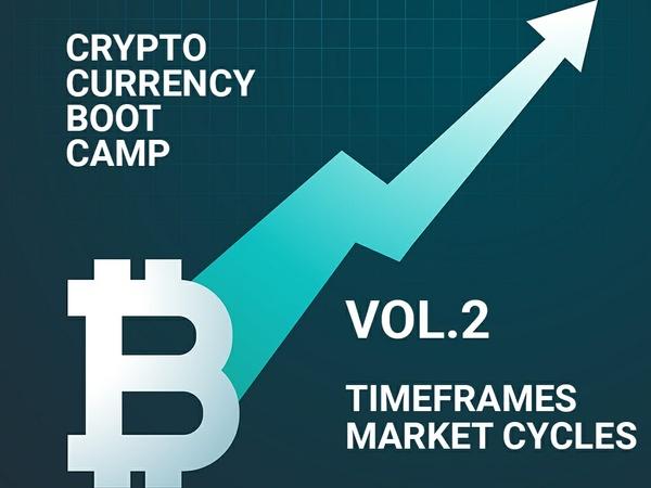 CryptoBootCamp Vol.2 - Timeframes & Market Cycles - Part 2.2 / 2.2