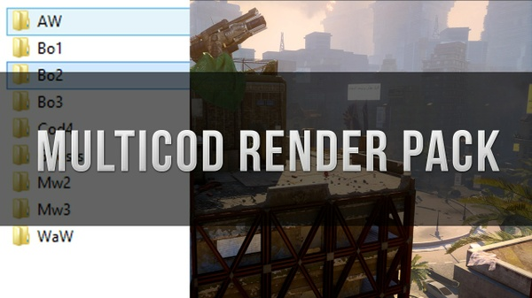 Multi-Cod Render Pack