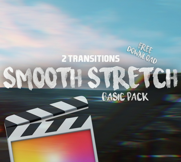 Smooth Stretch Transition/Plugin Tools (Mark Dohner inspired) - Final Cut Pro X
