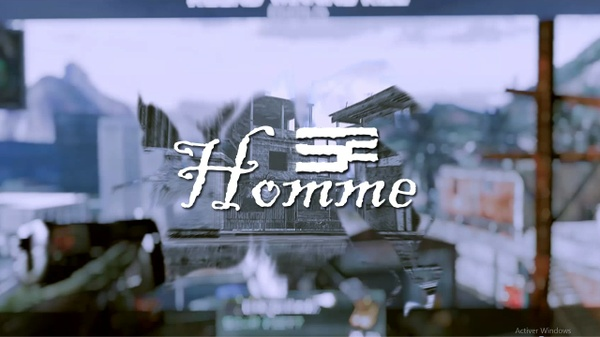 - homme - ft. SoaR Feetz (w/pf+clip+cines)