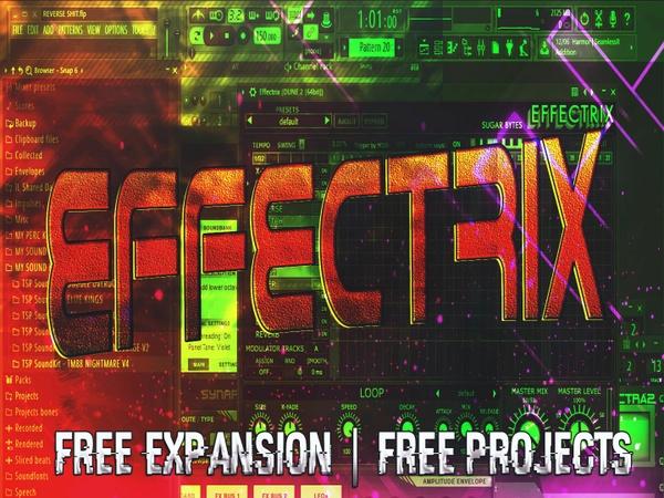 FREE PROJECT - EFFECTRIX 88 | FOR FL STUDIO 12