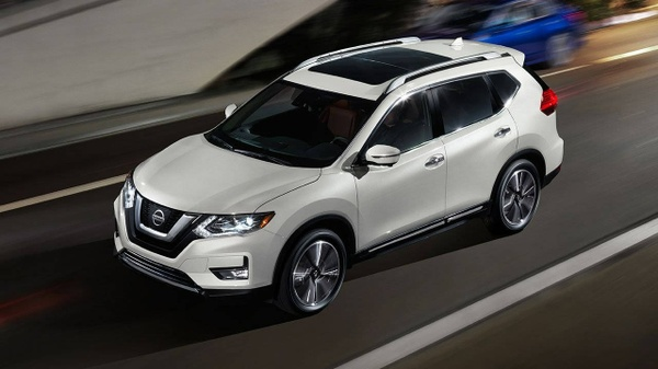 2017 Nissan Rogue-T32 OEM Service and Repair Manual