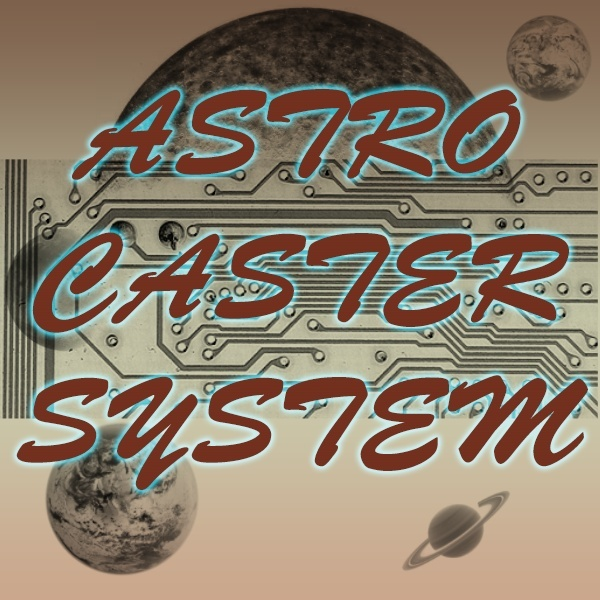 Astro Caster Paper Radionics System
