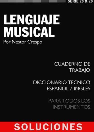 SOLUCIONES / Ejercicios Libro de Lenguaje Musical