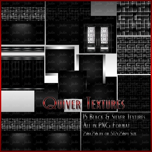 Quiver Texture Pack -- $2.00