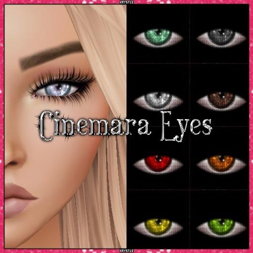 💎 Cinemara Eyes