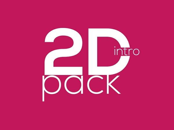 2D intro pack -V2-!!