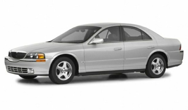 Lincoln ls 2002 Repair Manual