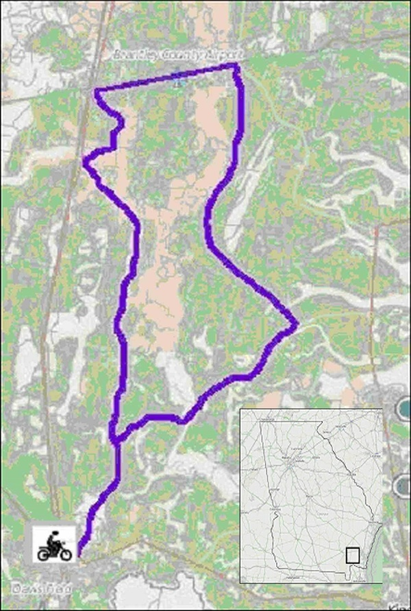 Folkston / Nahunta Loop (Georgia)