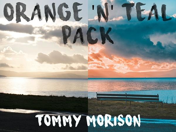 """TMO Orange & Teal Pack - Get the """"Film Look"""""""