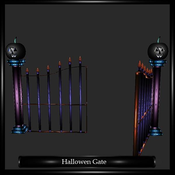 Halloween Mesh 22