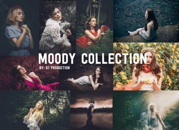 Moody Collection Preset Only [$5]