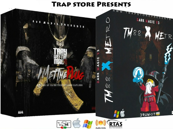 Trap Store Presents - I Met The Plug & TM88 & METRO DARK MAGIC V3