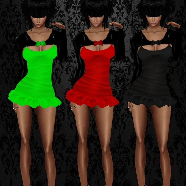 Rexie Dress Black