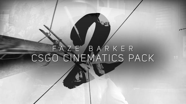FaZe Barker CSGO Cinematics Pack #2
