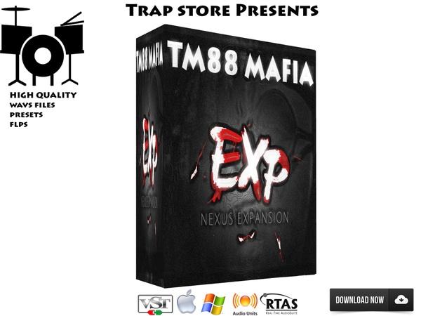 Trap Store Presents - TM88 MAFIA [Nexus 2 VST]